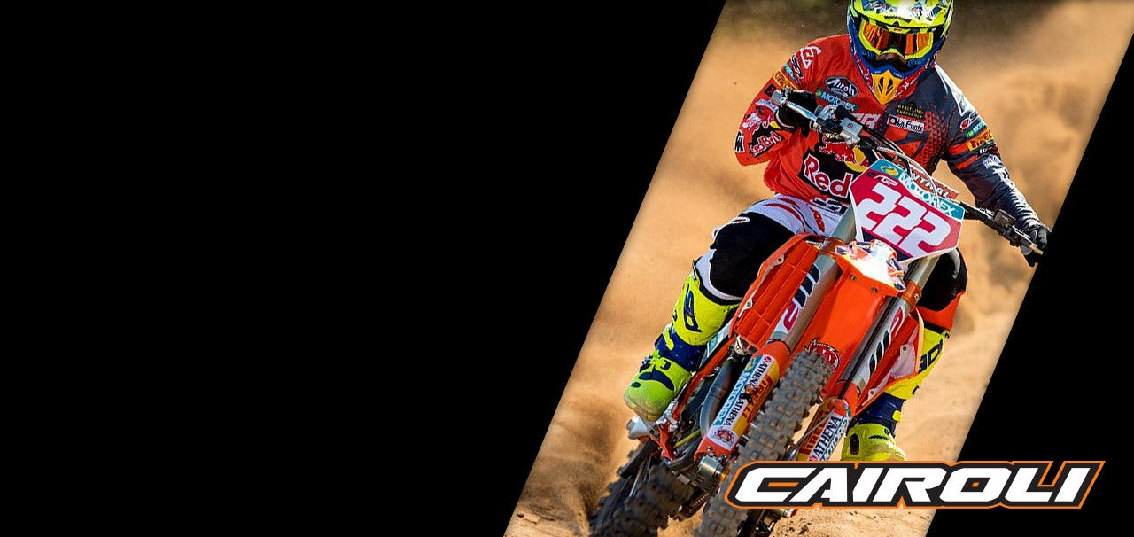 FLY WITH CAIROLI and