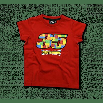 Kid 35 bricks t-shirt