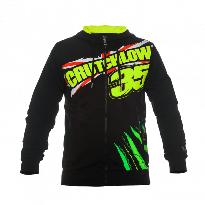 Crutchlow 35 fleece