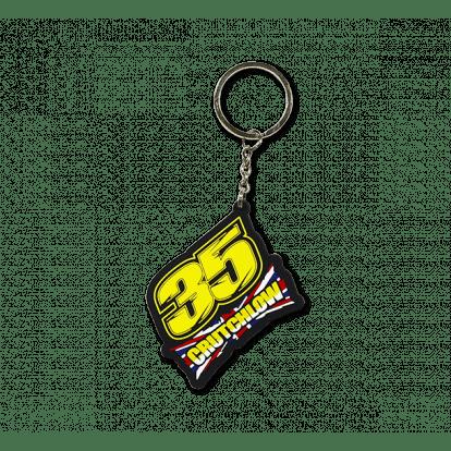 Crutchlow 35 keyring