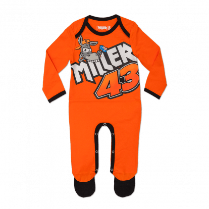 Miller 43 baby overall
