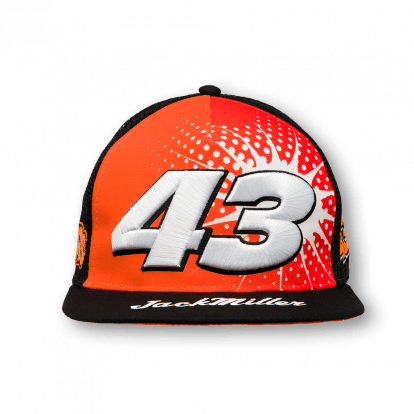 43 Jack Miller adjustable trucker