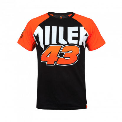 T-shirt raglan Miller 43