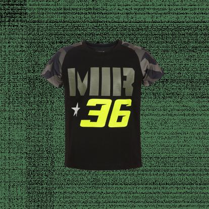 T-shirt Mir 36 camouflage bimbo
