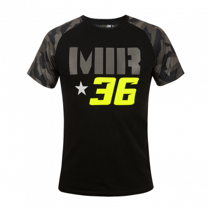 Mir 36 camouflage t-shirt