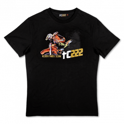 Riding Tony t-shirt