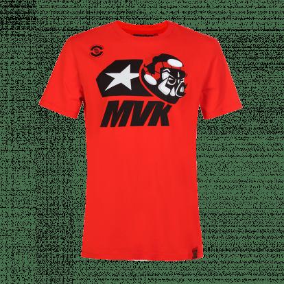 Camiseta MVK caricatura