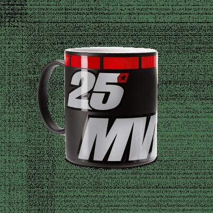 25 MVK mug