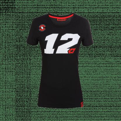 Camiseta 12 Viñales mujer
