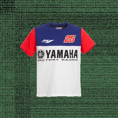 Kid Viñales Yamaha dual t-shirt