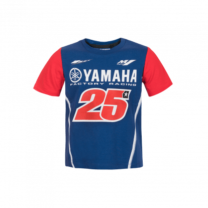Junior Viñales Yamaha dual t-shirt