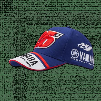 Viñales Yamaha dual cap