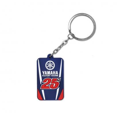 Viñales Yamaha dual key-holder