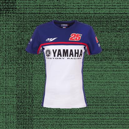 Woman Viñales Yamaha dual t-shirt