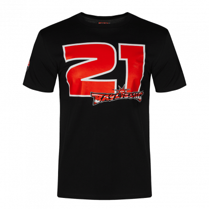 21 Baylisstic t-shirt