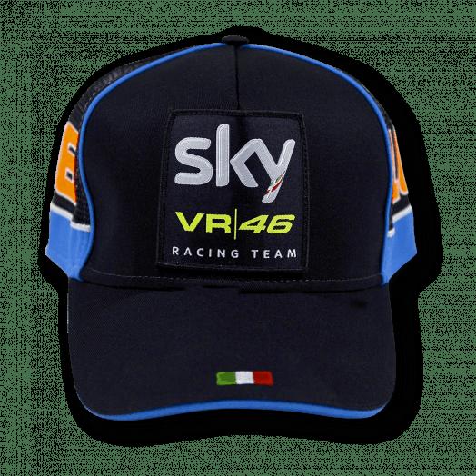 Migno SKY VR46 Racing team replica cap Top Racers 0e783850090