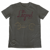 The legend stone washed t-shirt