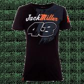 Woman 43 Jack Miller t-shirt