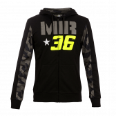 Mir 36 camouflage fleece