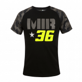 Mir 36 camouflage t-shirt