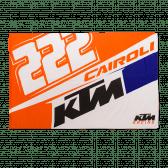 222 KTM flag
