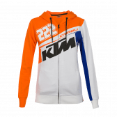 Woman KTM 222 fleece