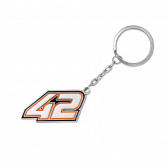 Metal 42 key-holder