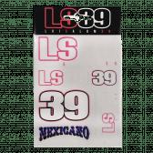 LS39 stickers