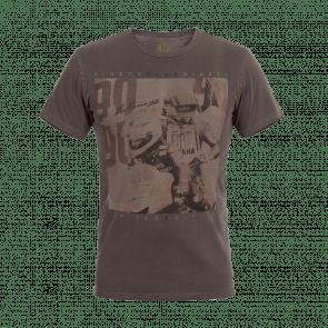 T-shirt Ninentyplusninenty stone washed