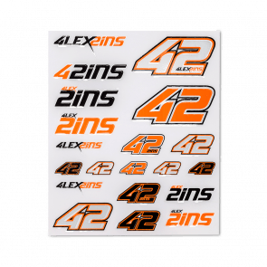 Alex Rins large stickers