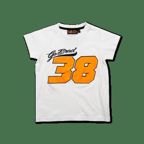 T-shirt Go Brad Kid