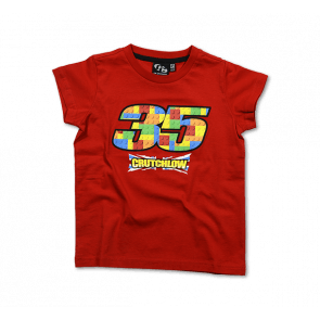 Kid 35 bricks t-shirt