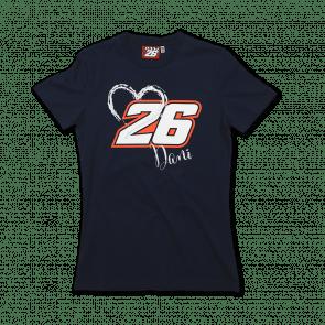 Woman Dani 26 t-shirt