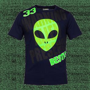 33 alien t-shirt