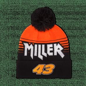 Cuffia pompon Miller 43