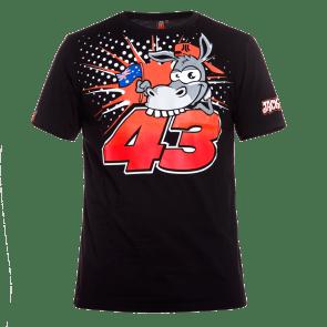 T-shirt Jackass 43