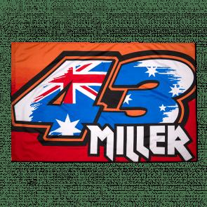 43 Miller flag