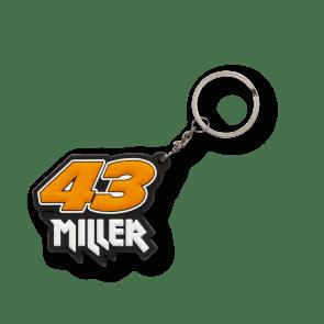 43 Miller key holder