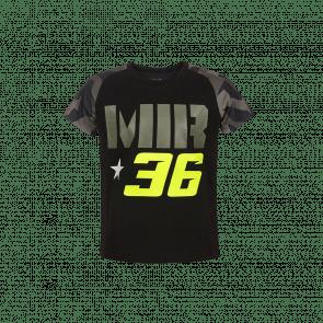Kid Mir 36 camouflage t-shirt