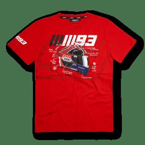MM93 helmet t-shirt