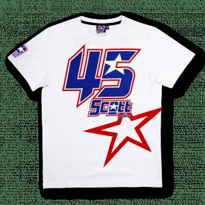 T-shirt 45 Scott