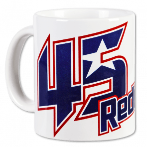Taza 45 Redding