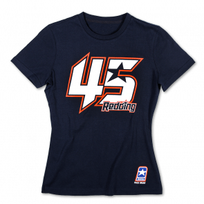 Woman 45 Redding T-shirt