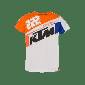 T-shirt KTM 222 bambino