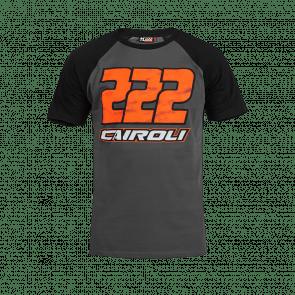 222 Cairoli raglan t-shirt