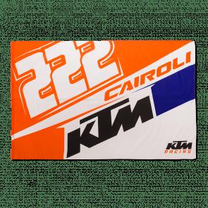 Bandera KTM 222