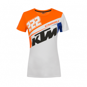 Woman KTM 222 t-shirt