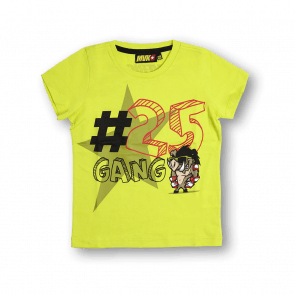 Kid # 25 gang t-shirt