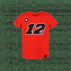 T-shirt 12 Viñales bambino