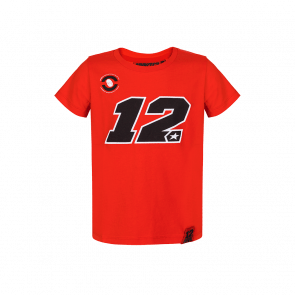 Camiseta 12 Viñales niño
